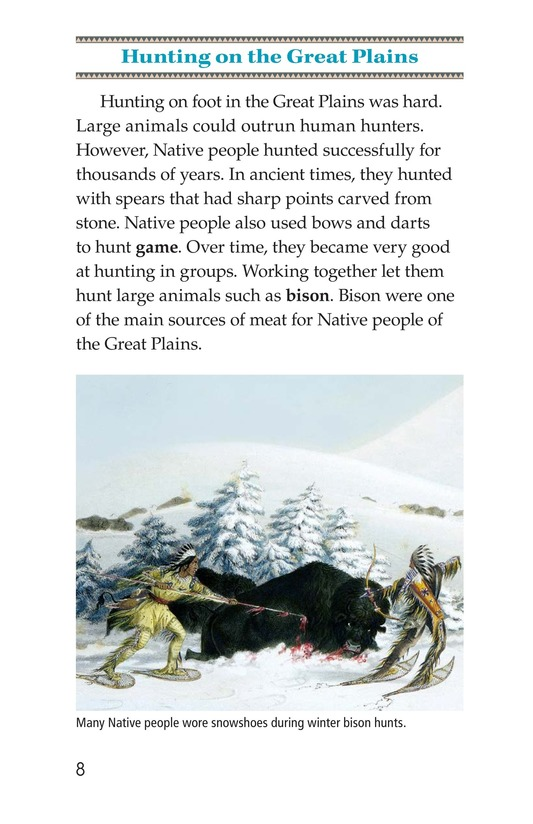 Book Preview For Life Before the Europeans Came Page 8