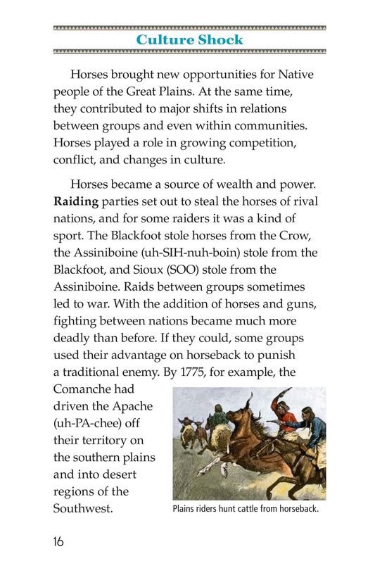 Book Preview For Riders on the Great Plains Page 16