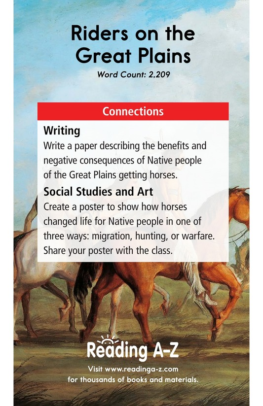 Book Preview For Riders on the Great Plains Page 21