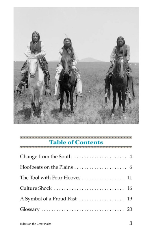 Book Preview For Riders on the Great Plains Page 3