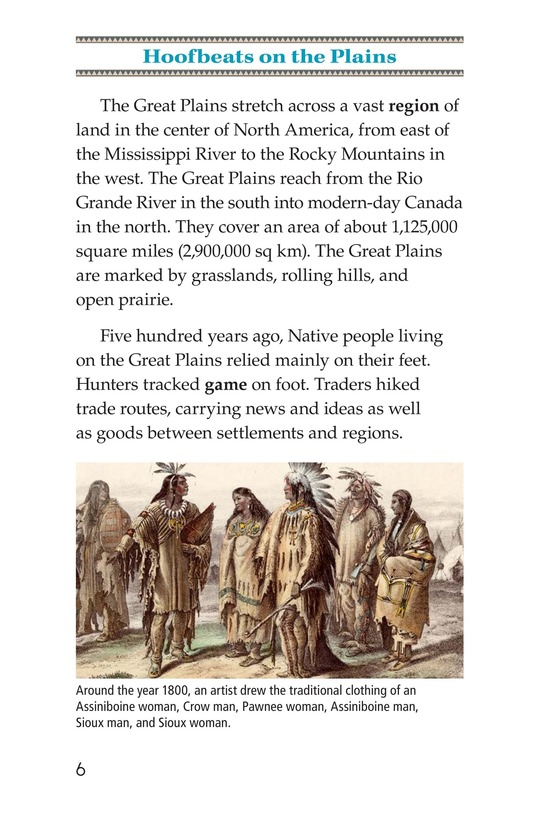 Book Preview For Riders on the Great Plains Page 6