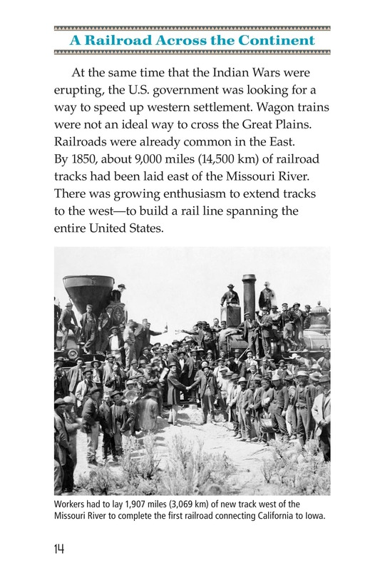 Book Preview For A Different Life on the Great Plains Page 14