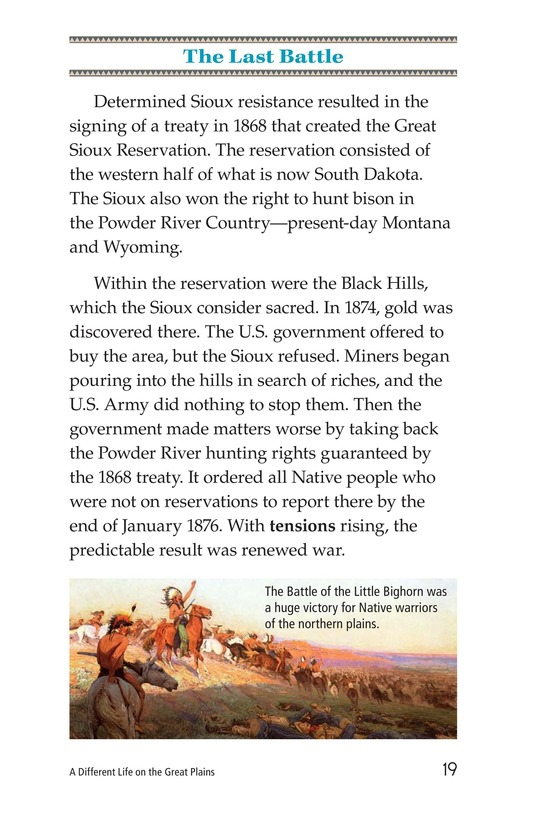 Book Preview For A Different Life on the Great Plains Page 19