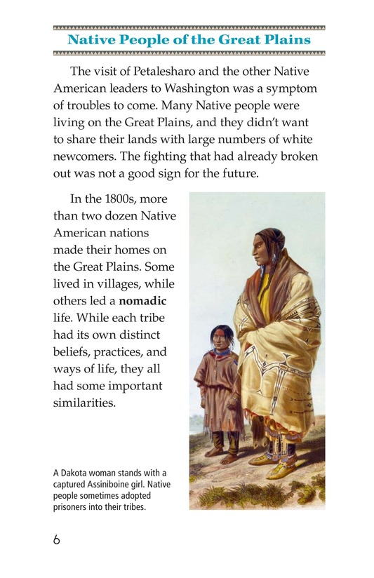 Book Preview For A Different Life on the Great Plains Page 6