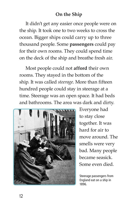 Book Preview For Leaving Home for Ellis Island Page 12
