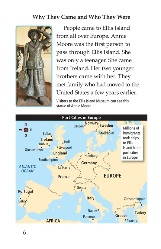 Book Preview For Leaving Home for Ellis Island Page 6