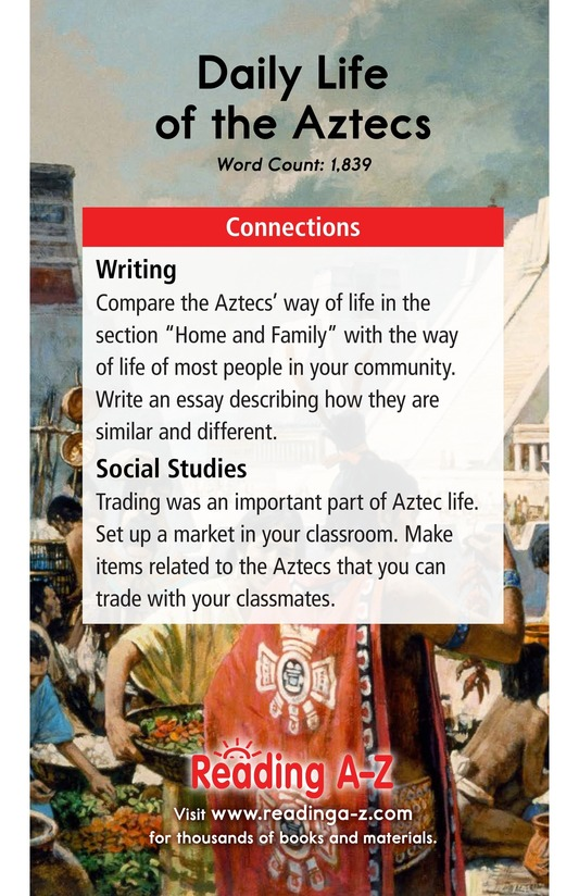Book Preview For Daily Life of the Aztecs Page 17