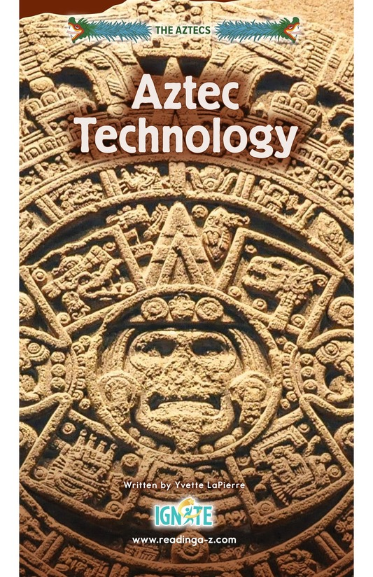 Book Preview For Aztec Technology Page 0