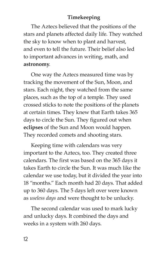 Book Preview For Aztec Technology Page 12