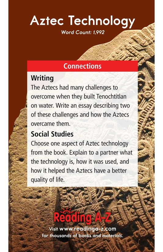 Book Preview For Aztec Technology Page 17