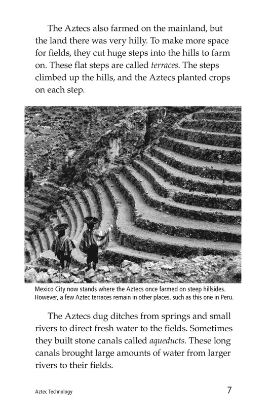 Book Preview For Aztec Technology Page 7