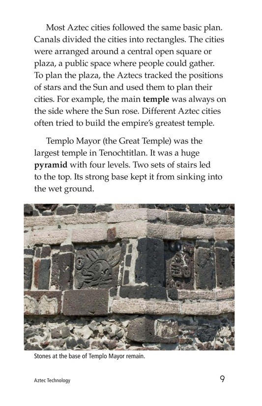 Book Preview For Aztec Technology Page 9