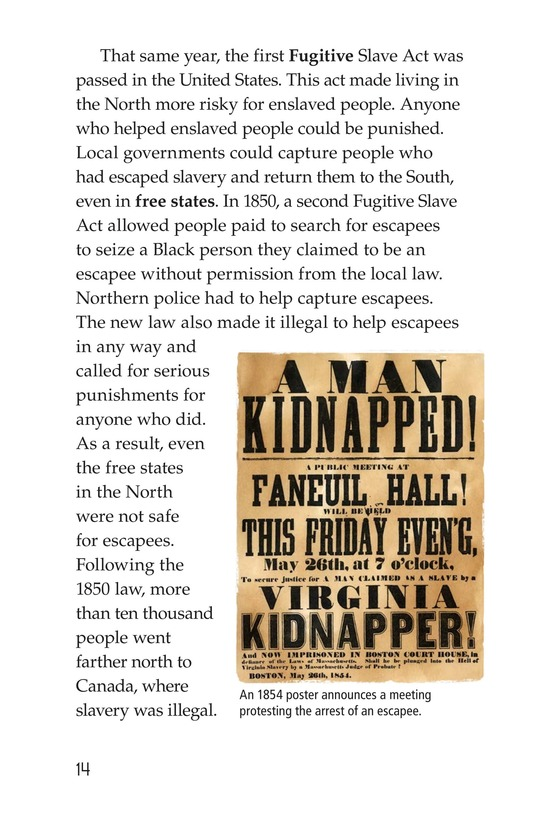 Book Preview For Fighting Against Slavery Page 14