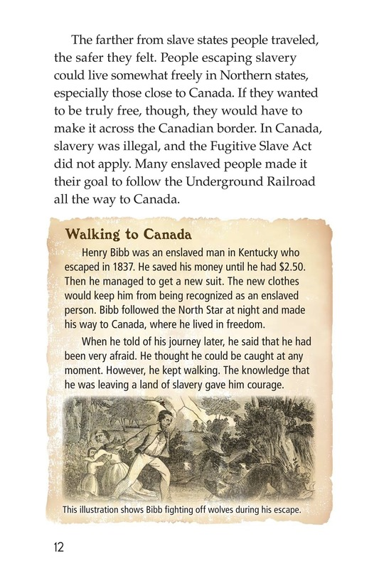 Book Preview For The Underground Railroad Page 12