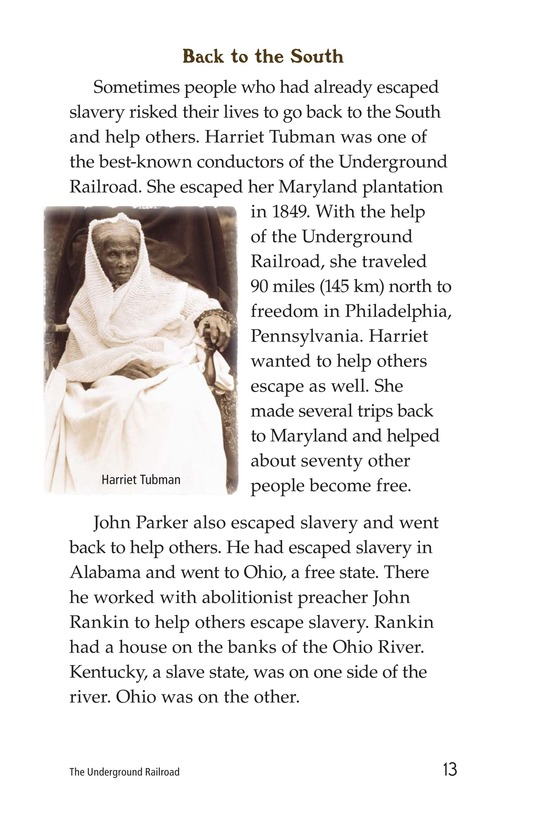Book Preview For The Underground Railroad Page 13