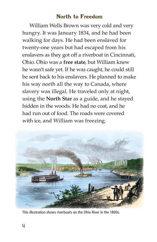 Book Preview For The Underground Railroad Page 4