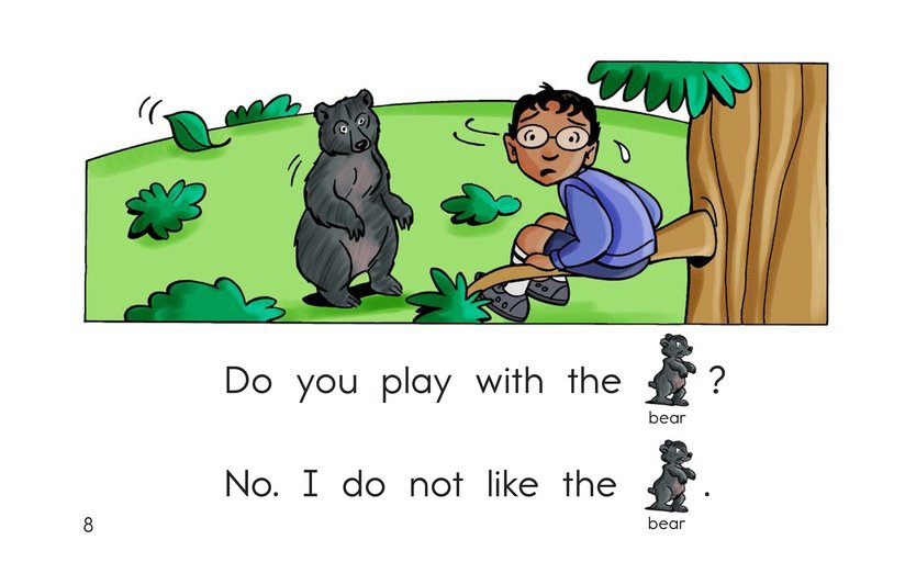 Book Preview For Do You Play? Page 8
