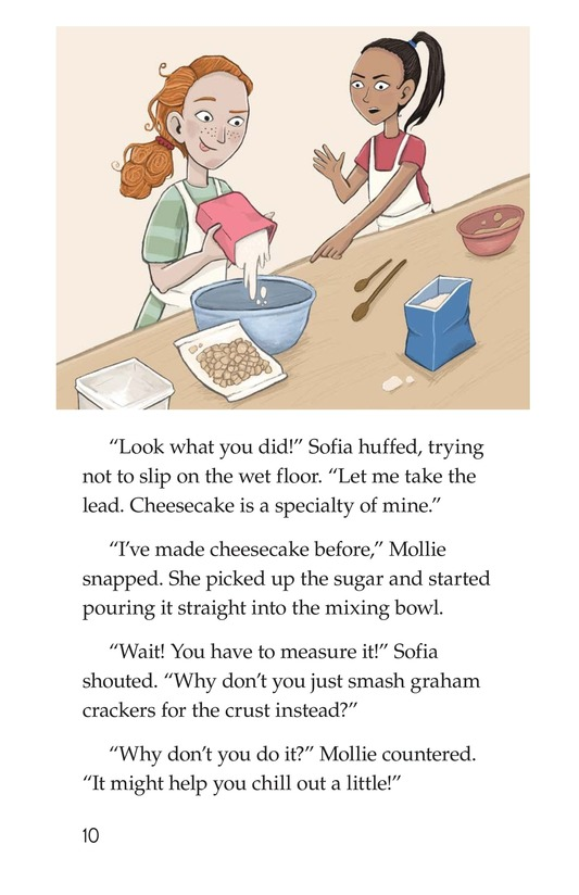 Book Preview For Recipe for Disaster Page 10