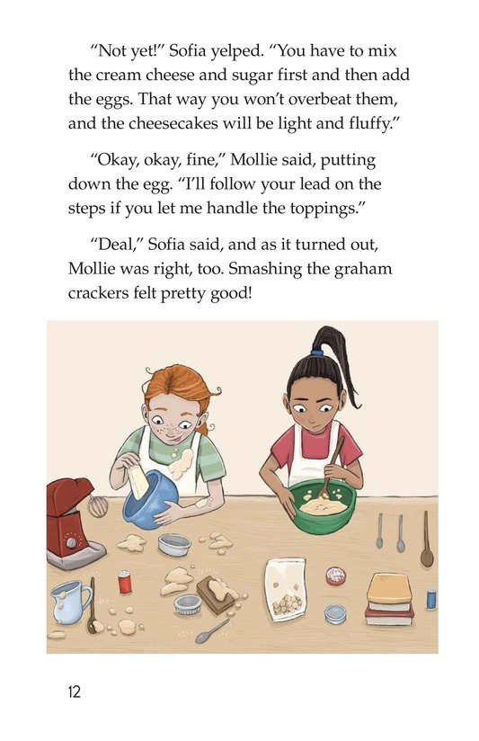 Book Preview For Recipe for Disaster Page 12