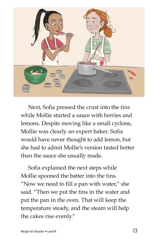 Book Preview For Recipe for Disaster Page 13