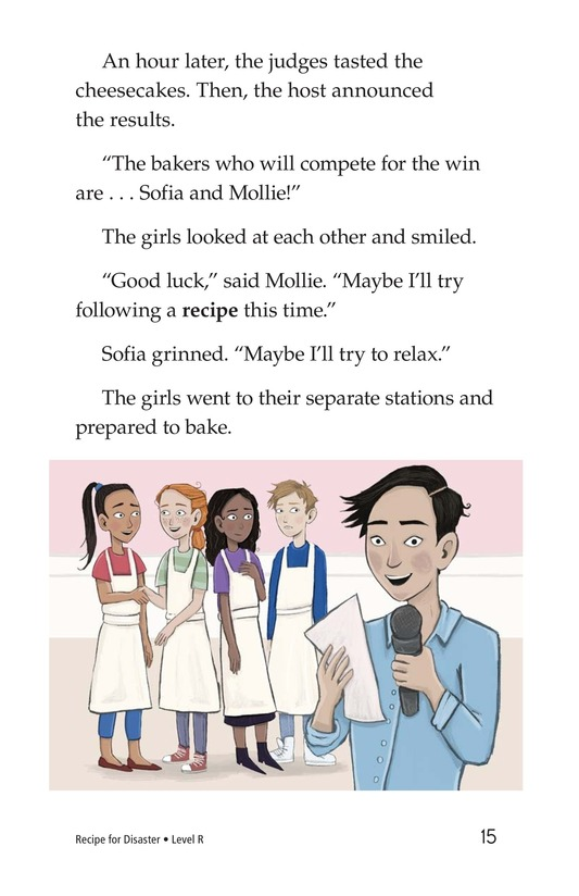 Book Preview For Recipe for Disaster Page 15