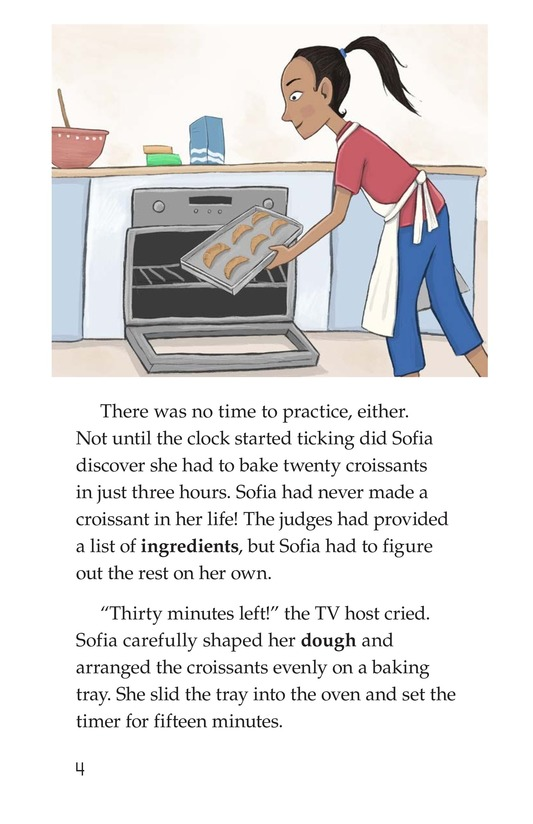 Book Preview For Recipe for Disaster Page 4