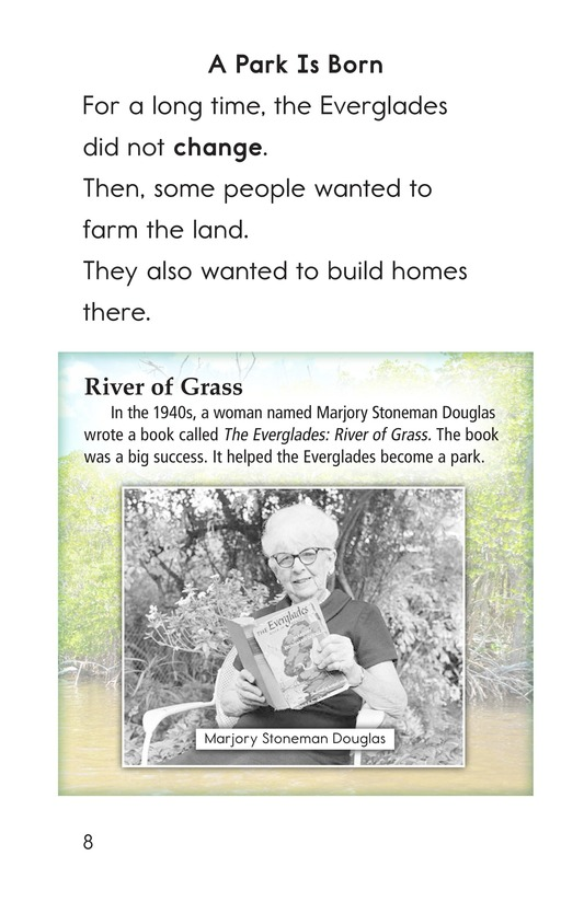 Book Preview For The Everglades Page 8