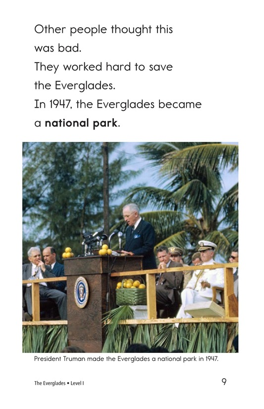 Book Preview For The Everglades Page 9