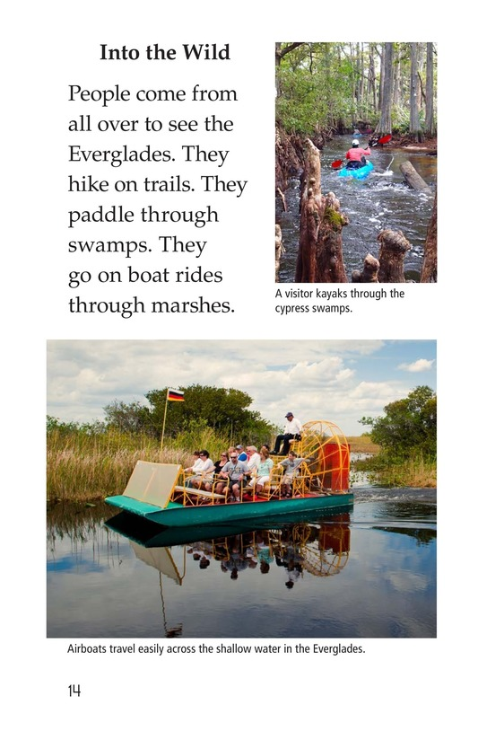 Book Preview For The Everglades Page 14