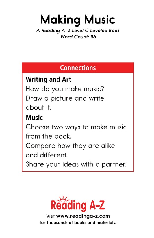 Book Preview For Making Music Page 11