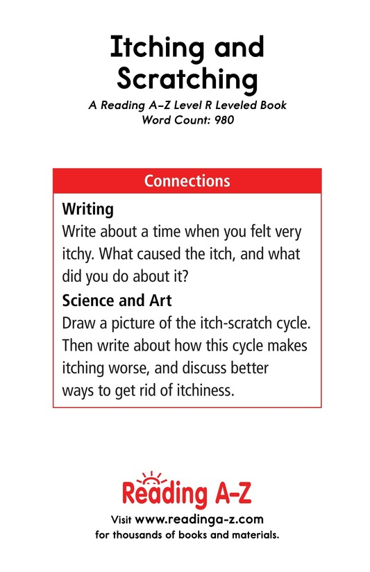 Book Preview For Itching and Scratching Page 17