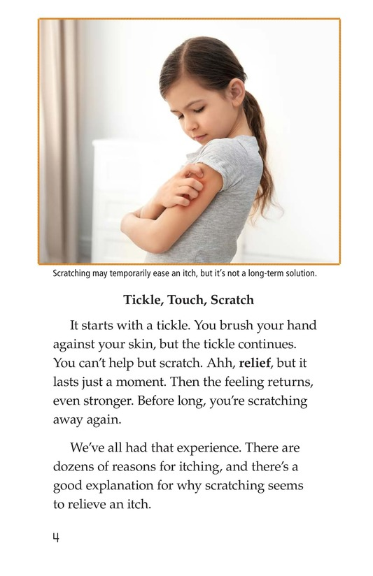 Book Preview For Itching and Scratching Page 4