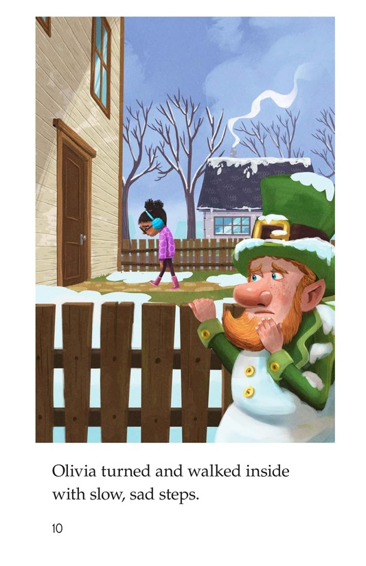 Book Preview For The Leprechaun Trap Page 10