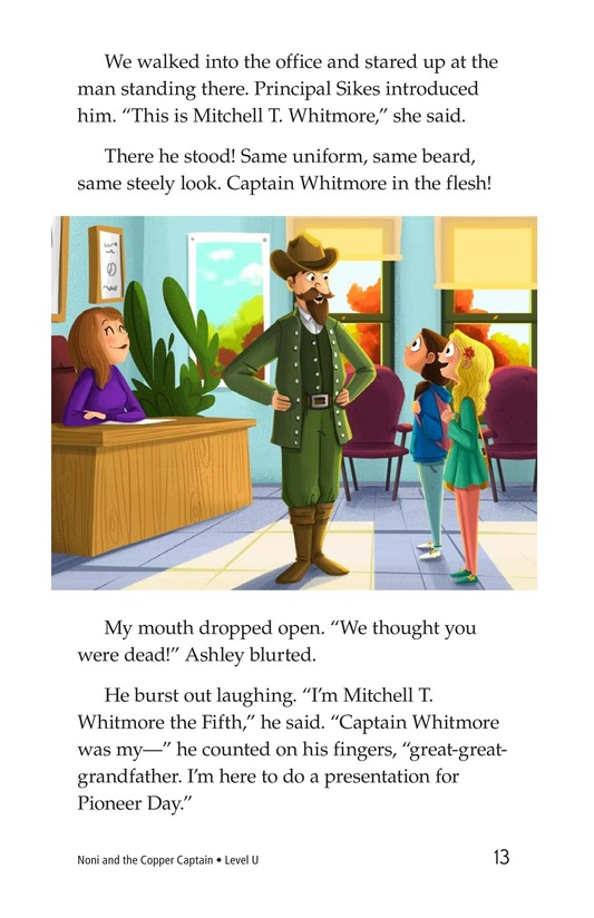 Book Preview For Noni and the Copper Captain Page 13