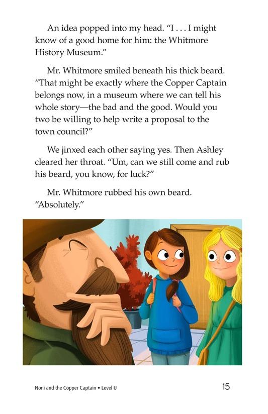 Book Preview For Noni and the Copper Captain Page 15