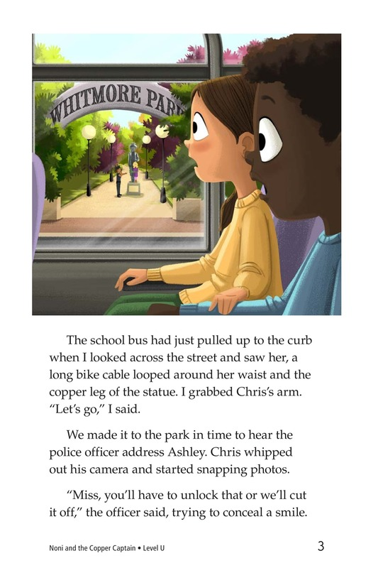 Book Preview For Noni and the Copper Captain Page 3