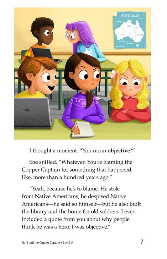 Book Preview For Noni and the Copper Captain Page 7