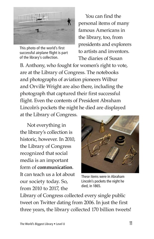 Book Preview For The World's Biggest Library Page 11