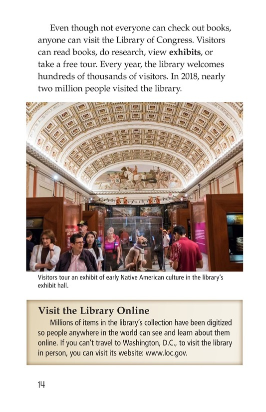 Book Preview For The World's Biggest Library Page 14