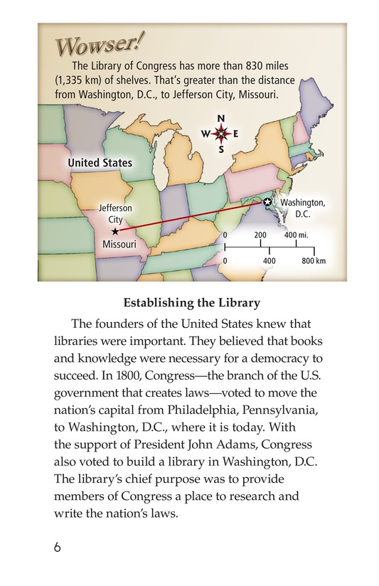 Book Preview For The World's Biggest Library Page 6