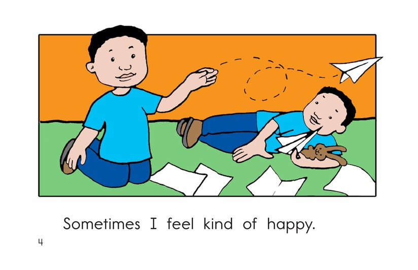 Book Preview For Feelings Page 4