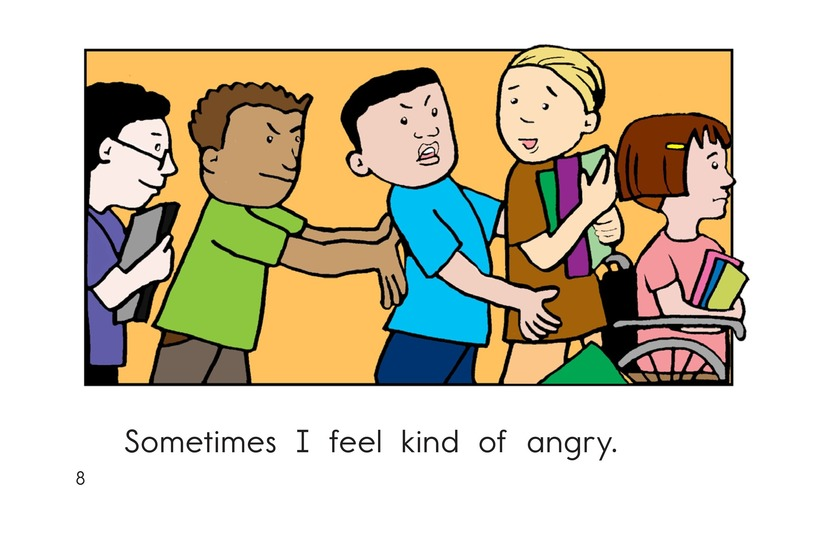 Book Preview For Feelings Page 8
