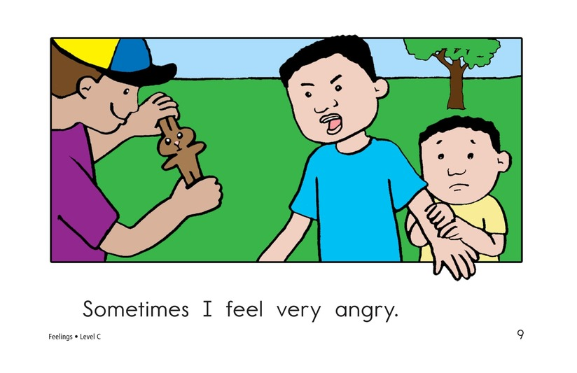 Book Preview For Feelings Page 9
