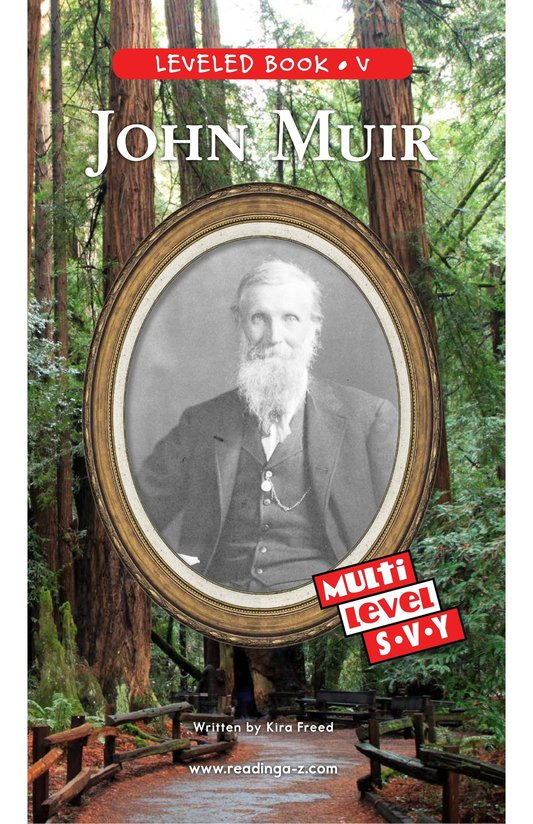 Book Preview For John Muir Page 0
