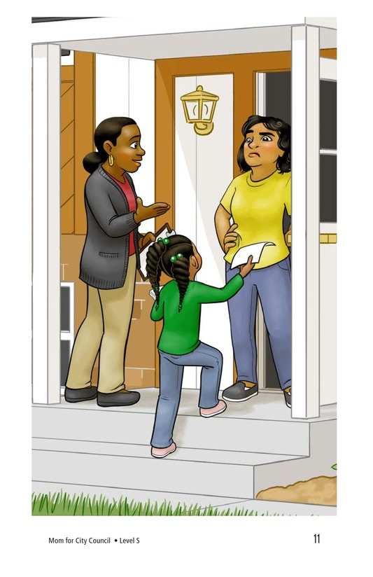 Book Preview For Mom for City Council Page 11