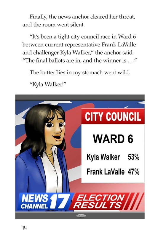 Book Preview For Mom for City Council Page 14