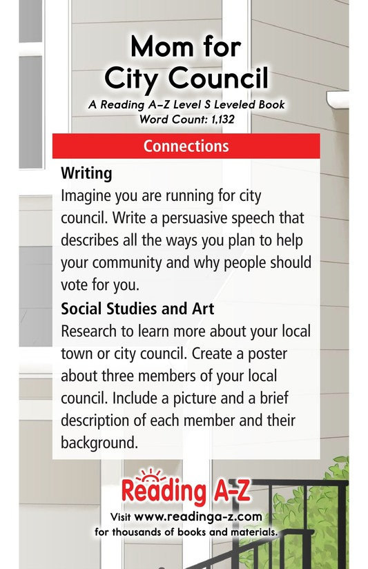 Book Preview For Mom for City Council Page 17