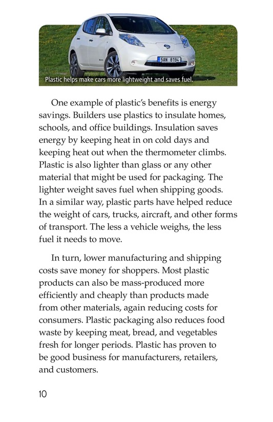 Book Preview For The Story of Plastic Page 5