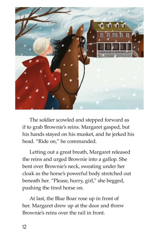 Book Preview For Margaret's Secret Message Page 12
