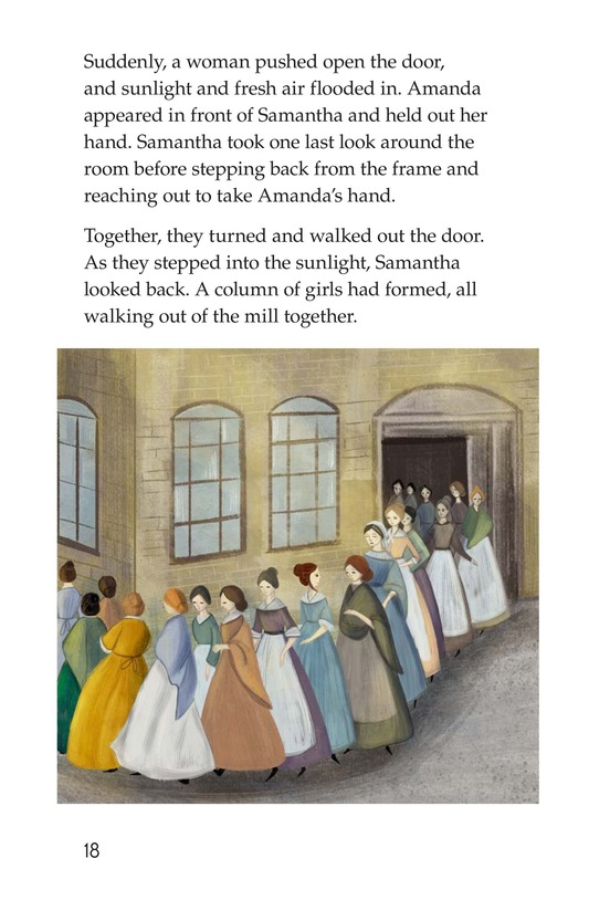 Book Preview For The Mill Girl Page 18